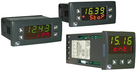 Displays for pulse signals
